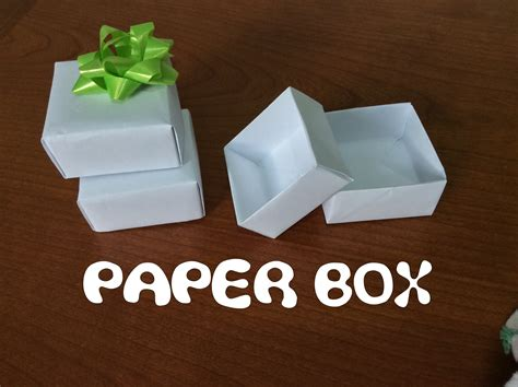 easy origami for using a4 paper simple paper gift box standard a4 sheet diy origami