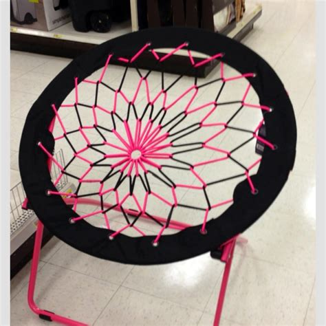Pink And Black Bungee Chair by Awesome Pink Bungee Chair Inspire Furniture Ideas
