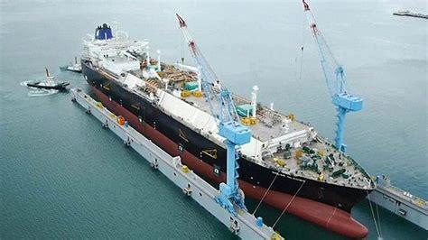 Hyundai Shipyard by Inside The World S Largest Shipyard News