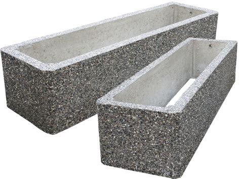 concrete planter boxes large commercial concrete planters eagle west precast