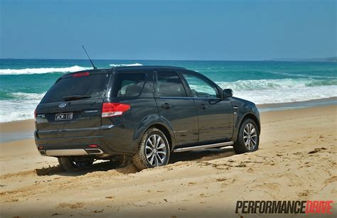 Ford Awd by Ford Territory Awd Turbo Diesel