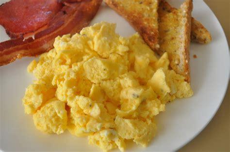 scrabbled eggs recipe jims microwave scrambled eggs recipe food