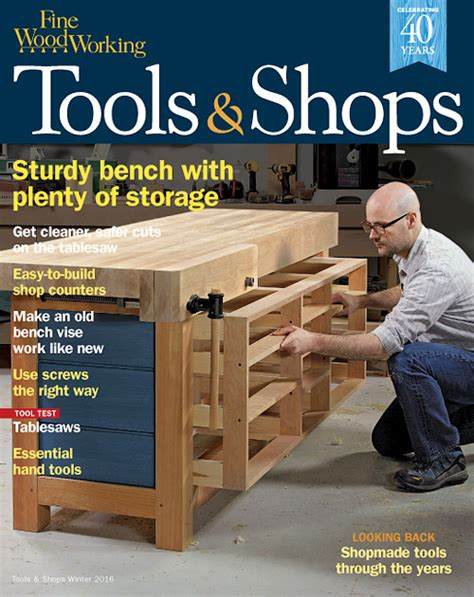 woodworking publications woodworking tools shops winter 2016 187 digital