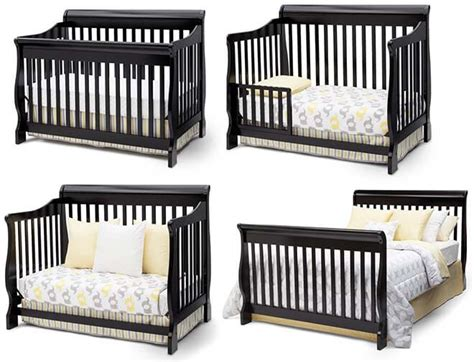 delta convertible cribs grow your baby with delta children canton 4 in 1