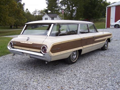 1964 Ford Galaxie For Sale by 1964 Ford Galaxie 500 Country Squire For Sale