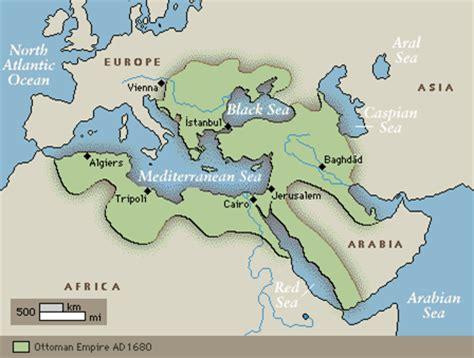 ottoman trade quia the world at 1500 ce