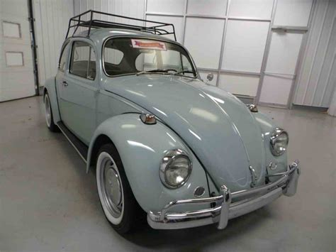 1967 Volkswagen Beetle For Sale 1967 volkswagen beetle for sale classiccars cc 914072
