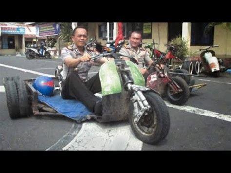 Modifikasi Vespa Tank by Vespa Nusantara Modifikasi Motor Vespa Menjadi
