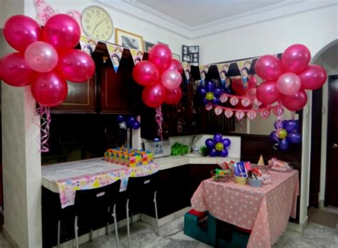 home birthday decoration diy birthday decorations decoration ideas princess