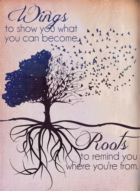 tree is up quotes best 25 roots and wings ideas on tree tattoos