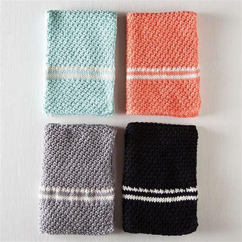 knit towel pattern dish towel set pattern knitting patterns and crochet