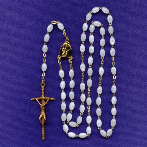 rosary vatican pristine vatican souvenir rosary with from vintage