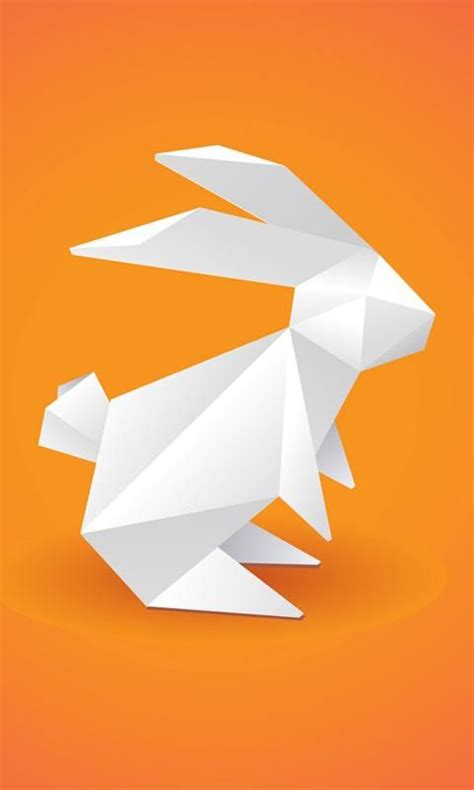 animal origami for origami bunny ideas