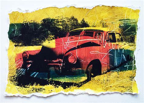 acrylic paint transfer photo transfer how to create an acrylic transfer image