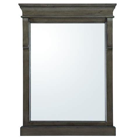 home decorators mirror home decorators collection naples 32 in l x 24 in w wall