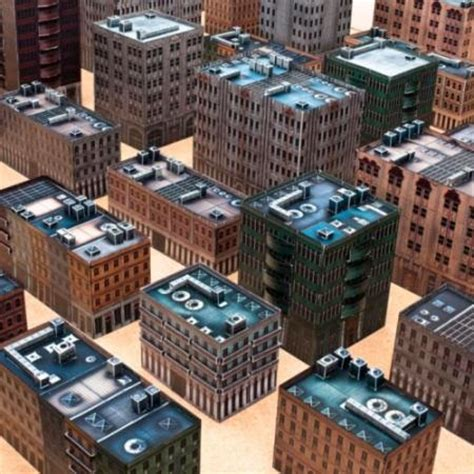 paper craft buildings papercraft buildings for miniature gaming