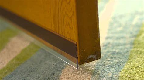 exterior door bottom weatherstripping how to install duck 174 brand door bottom seals