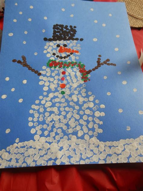 painting crafts for the hommel four snowman crafts ornaments q tips paintings