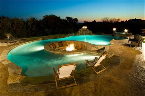 cool firepit cool outdoor pits pit design ideas