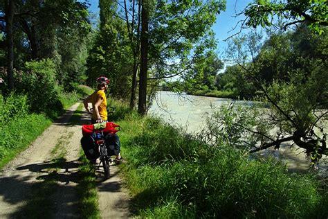 Radweg Englischer Garten München by M 252 Nchen Nach Passau G 252 Nstig Mit Bayern Radtour