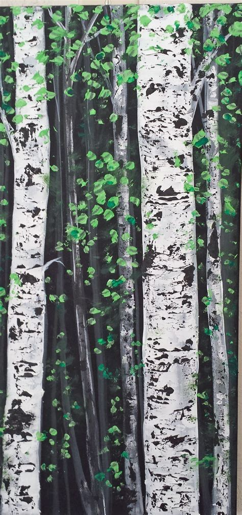 bob ross painting birch trees 17 best images about birch trees on