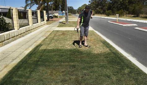 spray painter bunbury grassed up mandurah business spray painting lawns green