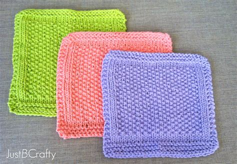 how to knit dishcloths the knit dishcloth pattern collection every knitter needs