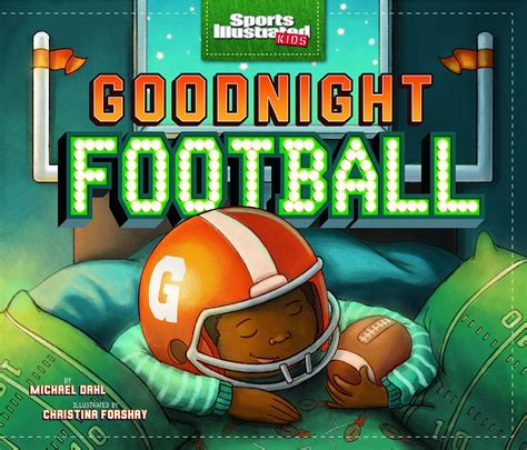 picture books about sports cover2coverblog early reader reivew goodnight football