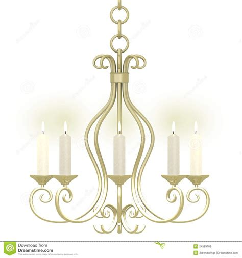 chandeliers with candles chandelier with candles royalty free stock photos image