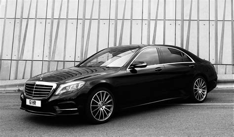 S Class Mercedes by Mercedes S Class Hr Carriages