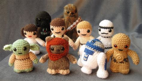 knitted wars knitted wars characters photos