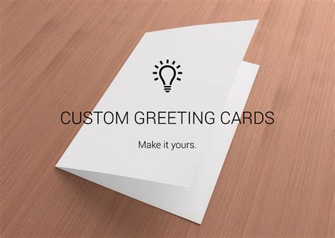 how to make personalized greeting cards greeting card template diocesan publications