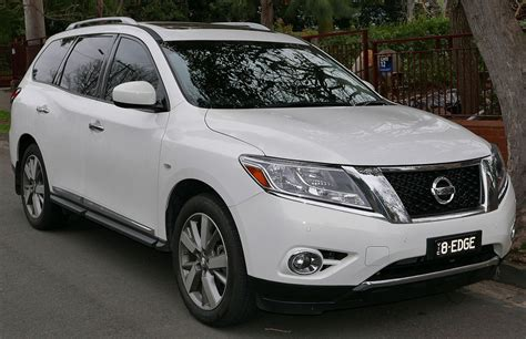 Nissan Of by Nissan Pathfinder
