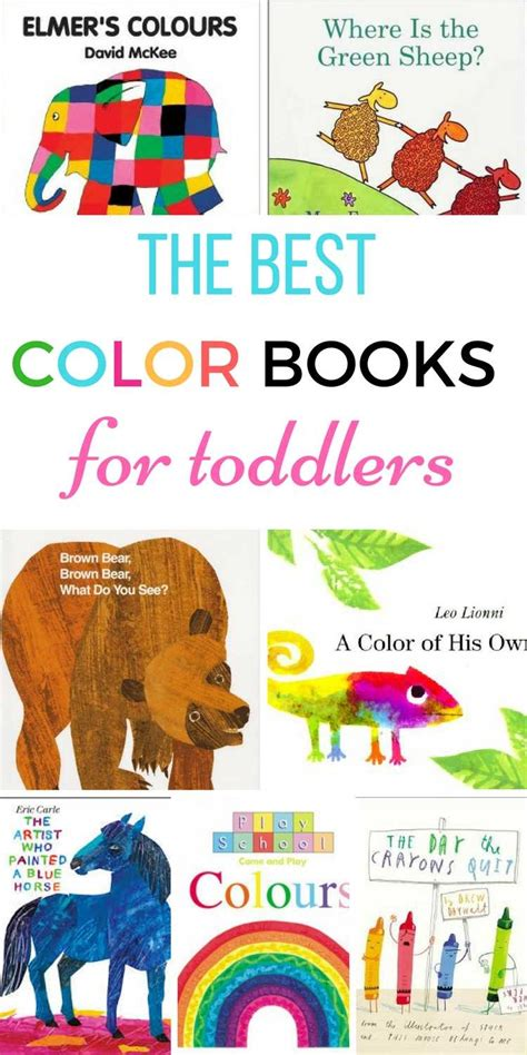 best toddler picture books color books for toddlers my bored toddler