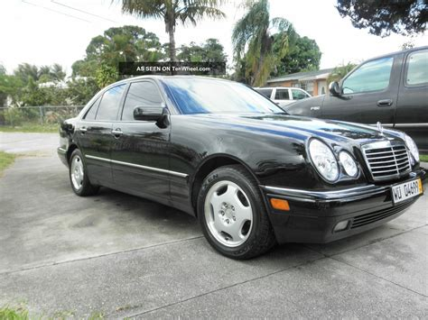 Mercedes E420 by Mercedes E420 Gas Mileage