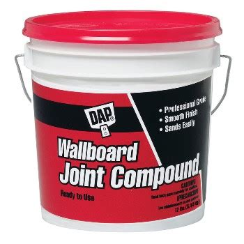 acrylic paint joint compound buy the dap 10102 12 joint compound hardware world