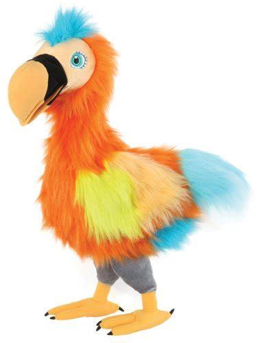 bird stuffed animals oversized colorful dodo bird animal themed