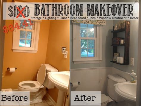 diy small bathroom ideas home makeover ideas 25 diy projects to update your home