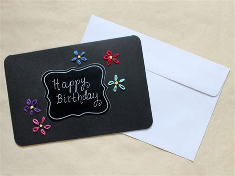 make e card how to make a birthday card embroidery on paper loulou