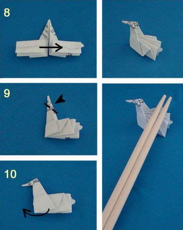 chopstick holder origami on how to make an origami chopstick wrapper
