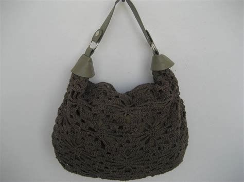 crochet bags with pattern crochet tote bag easy crochet patterns