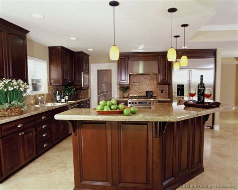 kitchen ideas cherry cabinets white kitchen cherry wood island home design and decor reviews