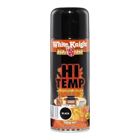 spray painting new zealand white high temp 300g spray paint black bunnings