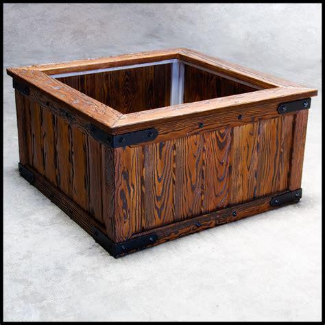 Ks This Is Wood Planter Box Large