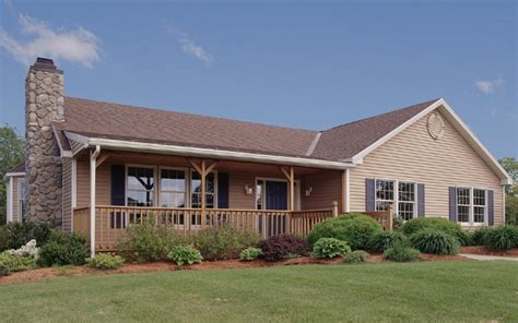 one story houses sugarloaf 5 modular home floor plan