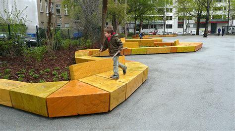 Multifunctional Furniture playground green space berlin friedrichshain rehwaldt 03