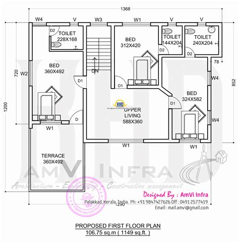 simple four bedroom house plans simple 4 bedroom house plans bedroom at real estate