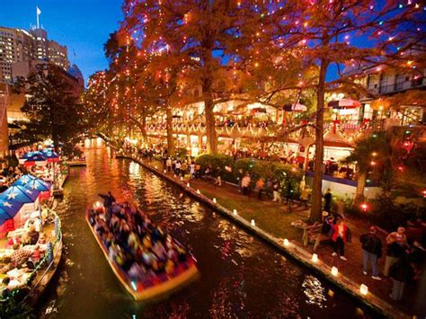 san antonio river lights slideshow traveler alert the best light