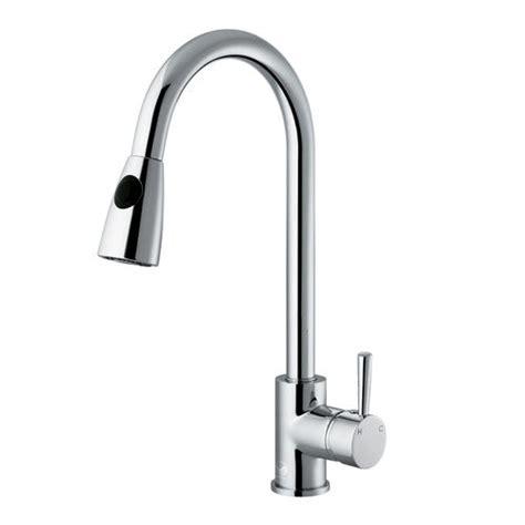 Kitchen Faucets At Menards vigo chrome pull out spray kitchen faucet at menards 174