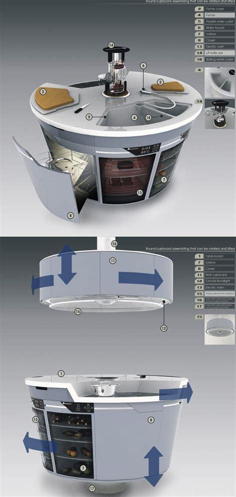 future kitchen design kitchens of the future